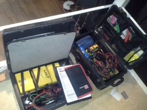 Theatre electricians London
