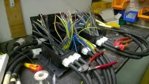 London theatre electricians