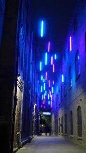 London LED lighting